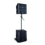 Loa Full và Sub Line array GRF; Series GVL